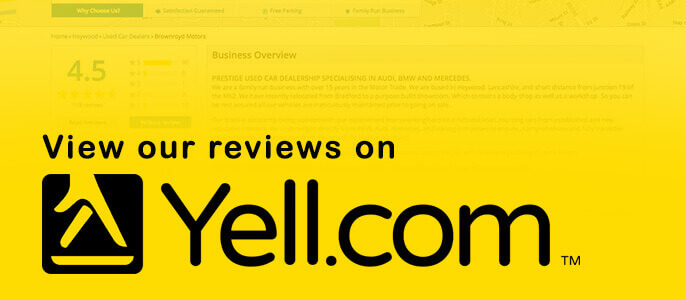 View Brownroyd Motors Limited's reviews on Yell.com